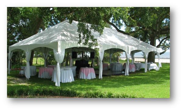 aluminum frame tents